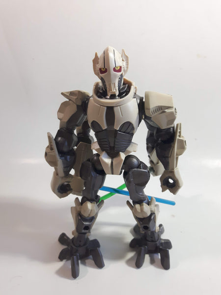 "Hasbro LFL Star Wars General Grievous 6"" Tall Toy Action Figure C-001C B3669"