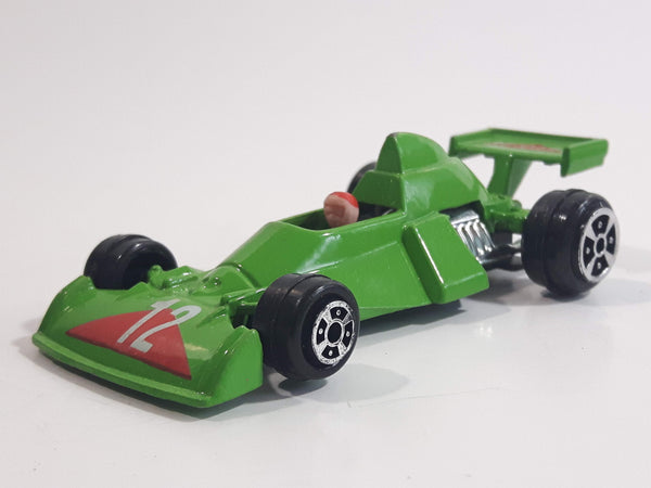 Yatming BRM P 201 No. 1312 Green Autoart 12 Die Cast Toy Race Car Vehicle