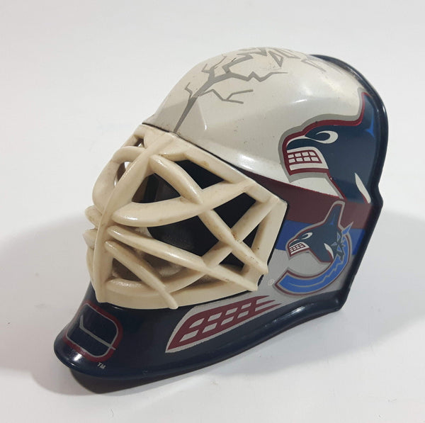 NHL Ice Hockey Vancouver Canucks Goalie Helmet Mask Shaped Bottle Opener