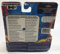 2004 Fleer Collectibles Limited Edition Toronto Maple Leafs 2003 Hummer H2 White Die Cast Toy Car Vehicle - New in Package