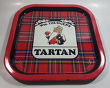 Vintage Wm. Younger's Tartan Beer Pub Beverage Serving Tray