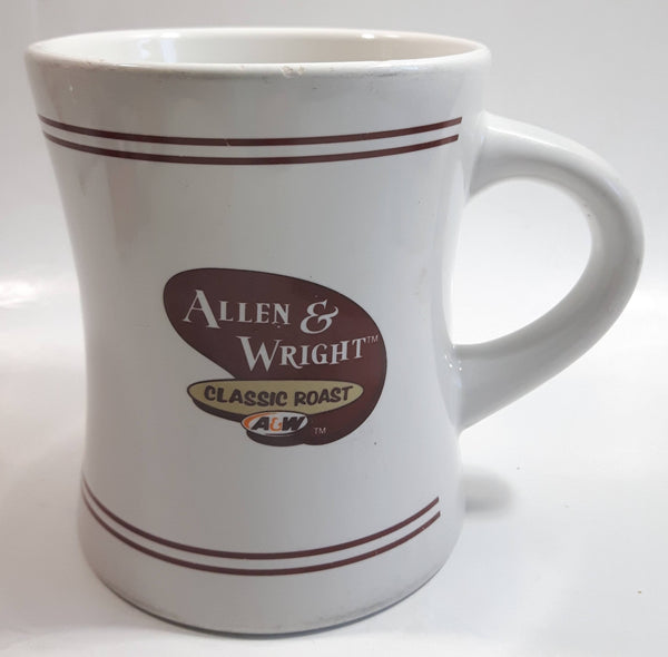 A & W Allen and Wright Classic Roast Ceramic Coffee Mug