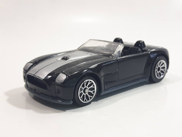 2006 Matchbox Showroom Cars Ford Shelby Cobra Concept Black Die Cast Toy Car Vehicle