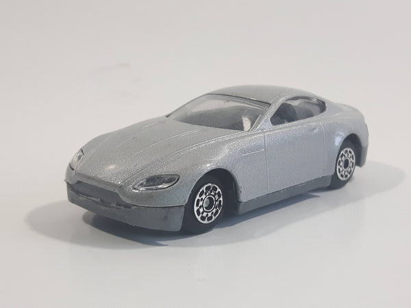 Unknown Brand H12 Silver Sports Car Die Cast Toy Car Vehicle