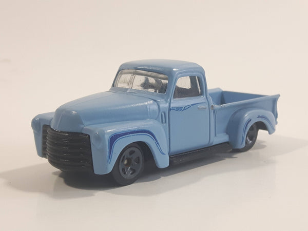 2016 Hot Wheels Multipacks Exclusive '52 Chevy Pickup Truck Flat Light Blue Die Cast Toy Car Vehicle