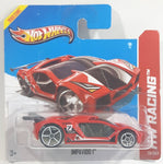 2012 Hot Wheels HW Racing - Track Stars Impavido 1 Red Die Cast Toy Car Vehicle - New in Package Sealed - Short Card