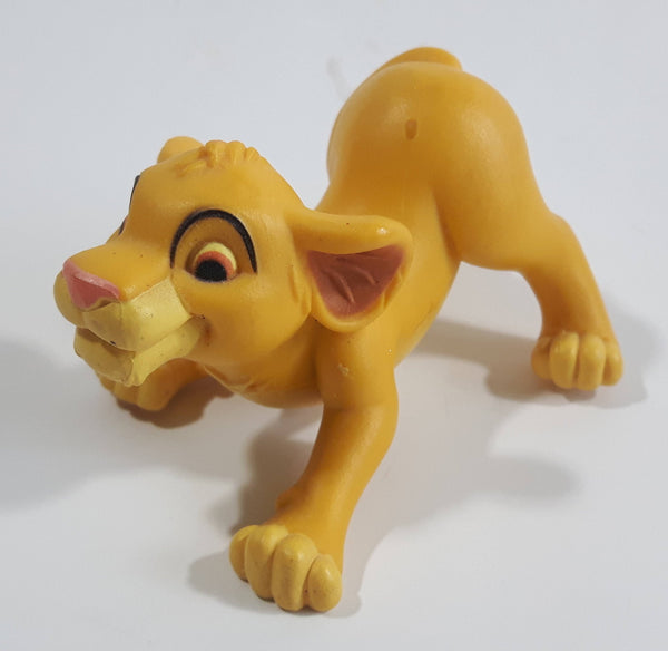 2019 Disney The Lion King Young Simba Toy Animal Character McDonald's Happy Meal