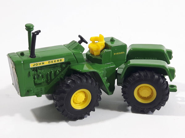 ERTL John Deere 8020 Diesel #1 Green Die Cast Toy Car Farming Machinery Vehicle