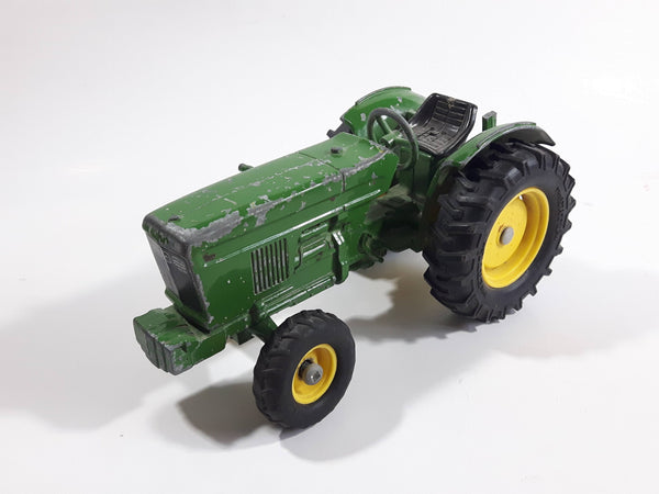ERTL John Deere #581 Utility Tractor Green 1/16 Scale Die Cast Toy Car Farming Machinery Vehicle