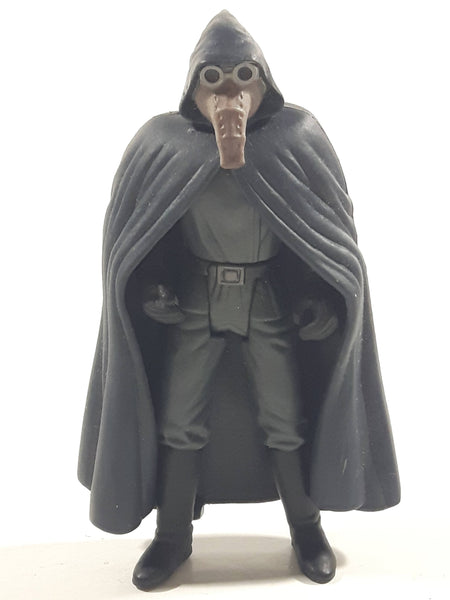 "1997 Kenner Toys LFL Star Wars Character Garindan Caped Action Figure - No Weapon - 4"" Tall"