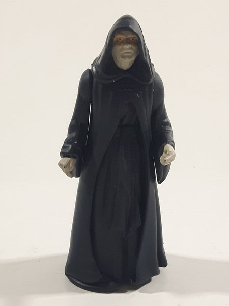 "1997 Kenner Toys LFL Star Wars Character Emperor Palpatine Action Figure - No Weapon - 3 3/4"" Tall"