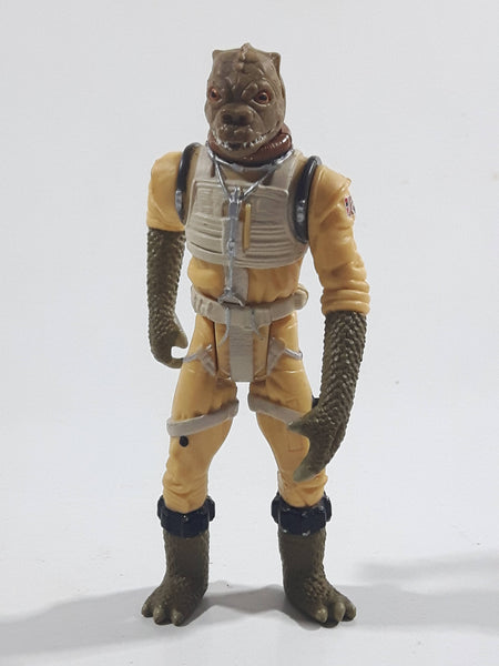 "1997 Kenner Toys LFL Star Wars Character Bossk Bounty Hunter Action Figure - No Weapon - 3 3/4"" Tall"