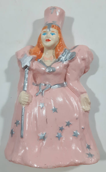 1989 Turner Entertainment Glinda The Good Witch Hard Rubber Fridge Magnet