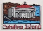 Catalina Island, California Rubber Fridge Magnet