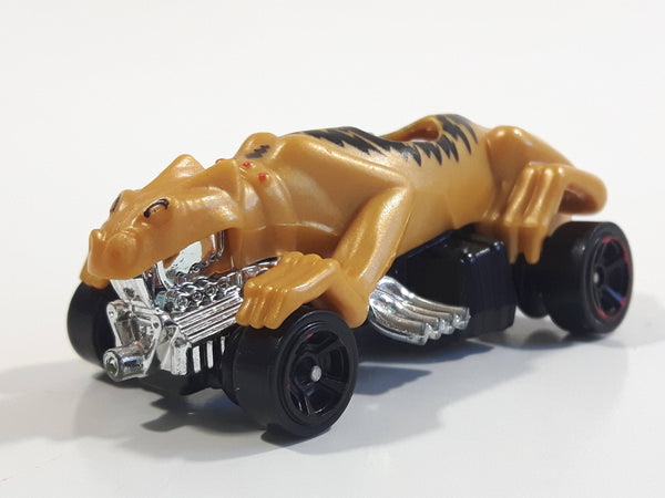 2019 Hot Wheels Street Beats Cargoyle Gold Die Cast Toy Car Vehicle