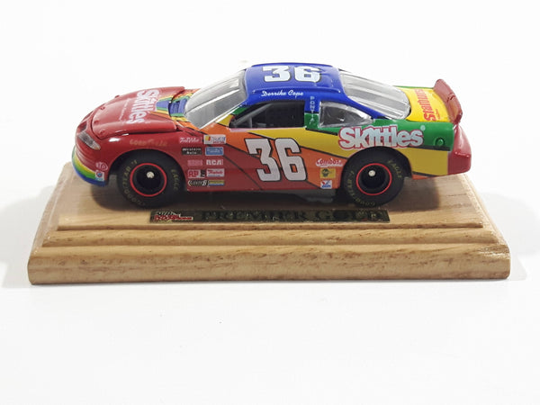 Racing Champions Premier Gold Limited Edition 2318 of 4600 NASCAR #35 Skittles Starburst Die Cast Toy Race Car Vehicle