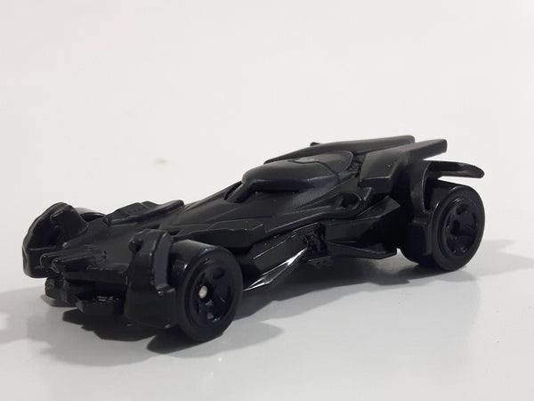 2016 Hot Wheels DC Comics Batman vs Superman Batmobile Black Die Cast Toy Character Car Vehicle