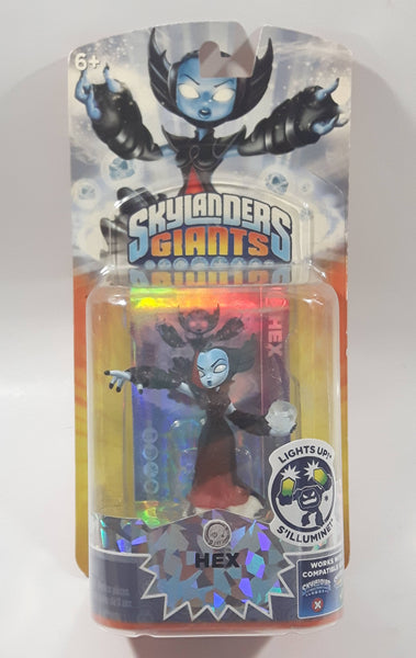 "2012 Activision Skylanders Giants ""Hex"" 3"" Tall Figure with Trading Card New in Package"