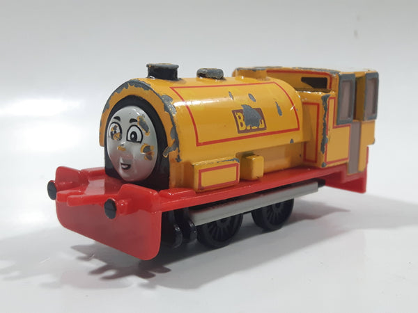 1991 ERTL Britt Allcroft Thomas The Tank Engine & Friends Bill Yellow and Red Train Engine Locomotive Die Cast Toy Vehicle