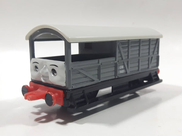 1995 ERTL Britt Allcroft Thomas & Friends Toad The Brake Van Carriage Grey Train Car GW 5683 Toy Vehicle