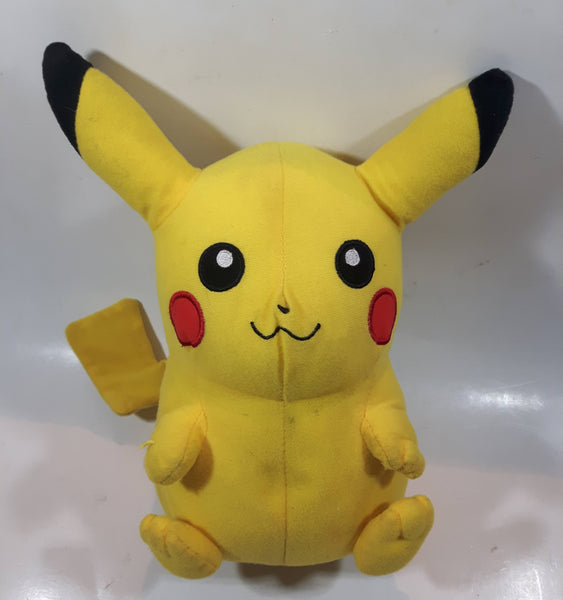 "2016 Nintendo Pokemon Pikachu 8"" Tall Stuffed Plush Character"