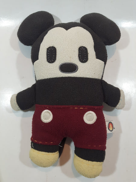 "Walt Disney World Disneyland Resort Mickey Mouse 10 1/2"" Tall Stuffed Plush Character"
