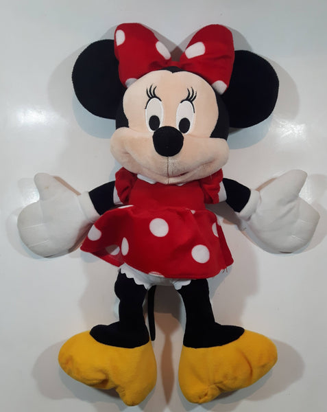 "Disney Minnie Mouse 20"" Tall Stuffed Plush Character"