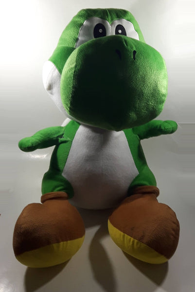 "Nintendo Yoshi Huge Jumbo 24"" Tall Toy Stuffed Animal Plush Video Game Character Toy"