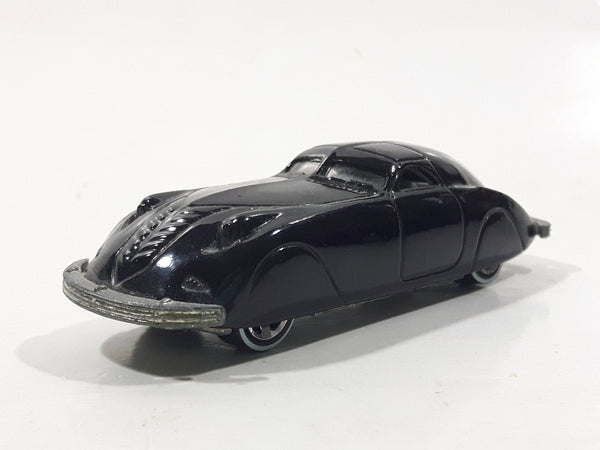 1999 Hot Wheels First Editions '38 Phantom Corsair Black Die Cast Toy Car Vehicle
