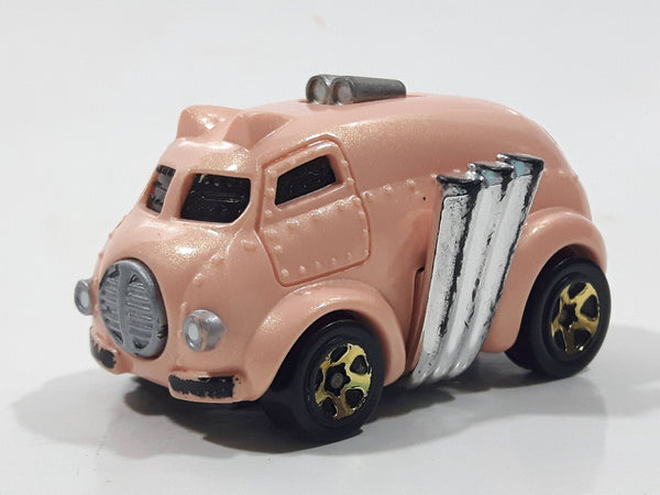 2010 Hot Wheels Disney Pixar Toy Story 3 Hamm On Wheels Pink Pig Character Die Cast Toy Car Vehicle