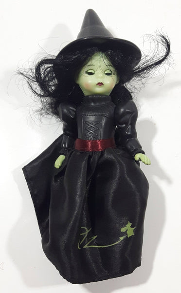 "2007 McDonald's Madame Alexander Dolls Wizard of Oz Wicked Witch 5"" Tall Toy Doll Figure"