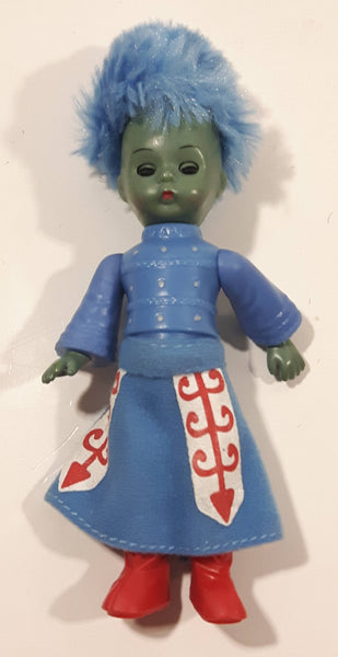 "2007 McDonald's Madame Alexander Dolls Wizard of Oz Winkie Guard 5"" Tall Toy Doll Figure"