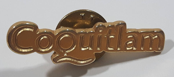 Coquitlam British Columbia Metal Lapel Pin