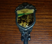 Vintage Guelph, Ontario Collectible Spoon - Treasure Valley Antiques & Collectibles