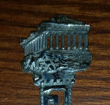 Vintage .840 Silver Parthenon Greece Collectible Spoon - Treasure Valley Antiques & Collectibles