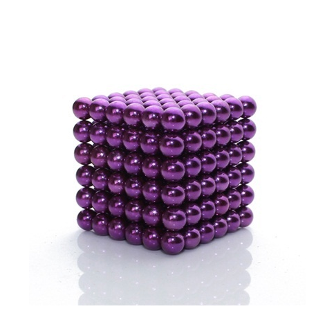 5mm 216pcs Educational Neo Cube Magic -Puzzle Cube