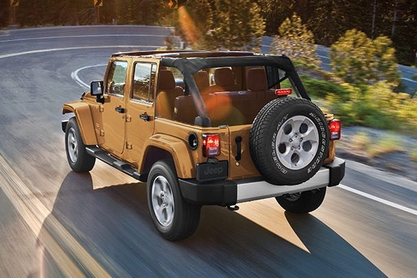 How to Upgrade Your Jeep Wrangler into An All-Terrain Vehicle