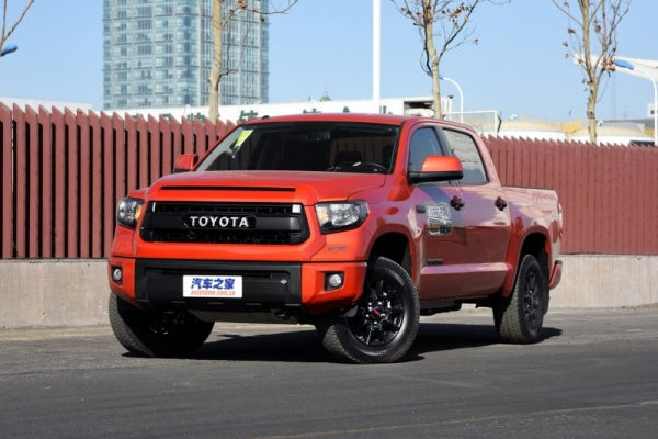 Compare with Ford Raptor, Toyota Tundra Is More Popular