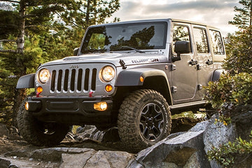 Auto Parts and Accessories for Jeep