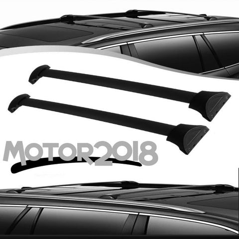 Honda Pilot black roof rack - Exterior Auto Parts - Motorshive