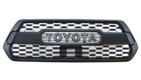 front grille for Tacoma 2016-2018