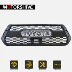 How to Identify A Good Front Grille for Your Vehicle?