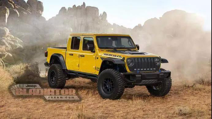 Here Comes the Higher-Performance Jeep - Motorshive