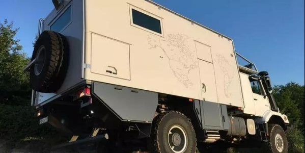 Mercedes Zetros – It Can Take You Anywhere