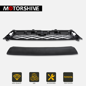 2014-2018 Toyota 4runner TRD Pro - Exterior Auto Parts - Motorshive