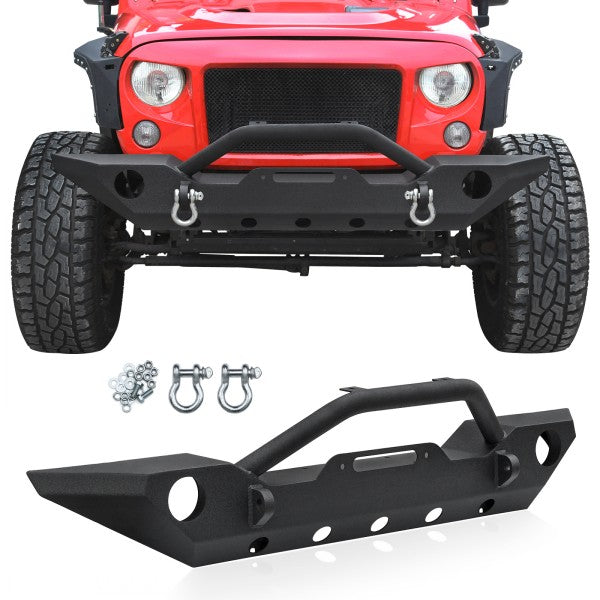 Front Tube Bumper for Jeep Wrangler