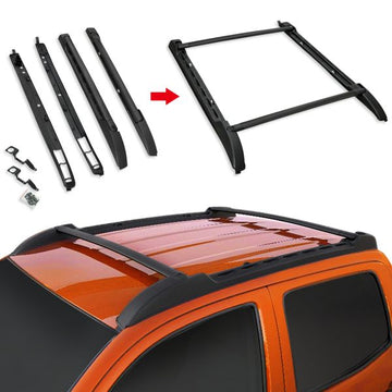 Double Cab Roof Rack for Toyota Tacoma - Exterior Auto Parts - Motorshive