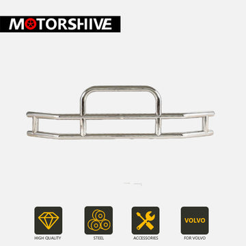 Truck Grill Guard for Volvo VNL - Exterior Auto Parts - Motorshive