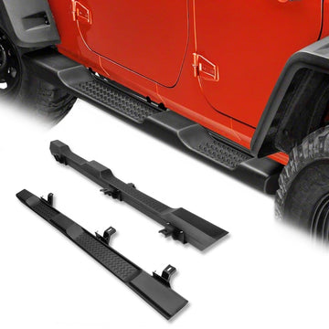 Jeep Wrangler JK Side Steps