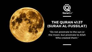 Amazing Quranic Verses about the Sun and the Moon